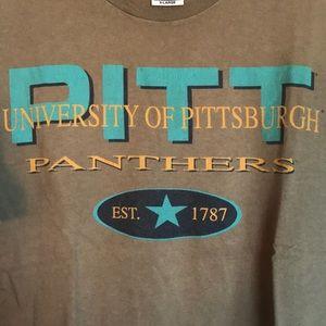 Vintage Pittsburgh Panther T Shirt